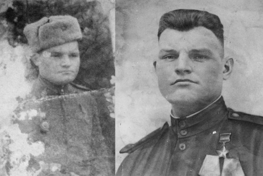 Штрафник - Герой Советского Союза