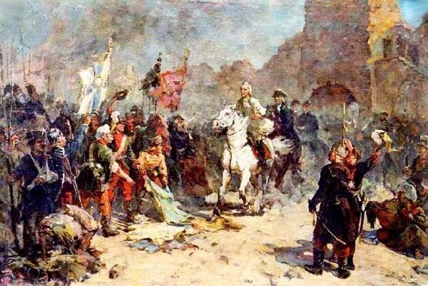«Я прибыл». Суворов и штурм Измаила