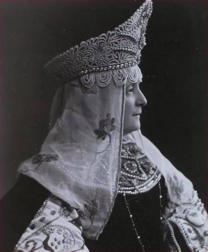 Чем эта княгиня помешала большевикам?