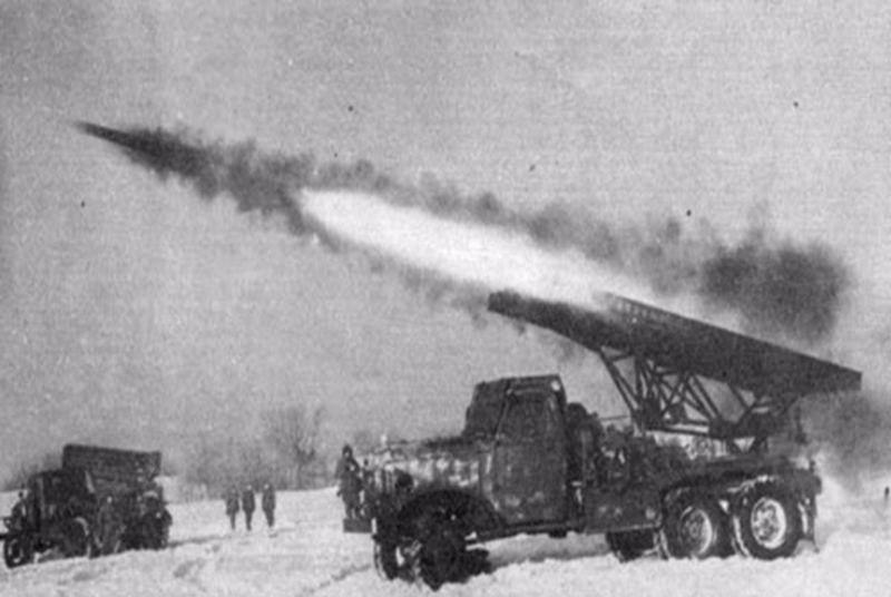 Как советские «Катюши» стреляли «сараями»