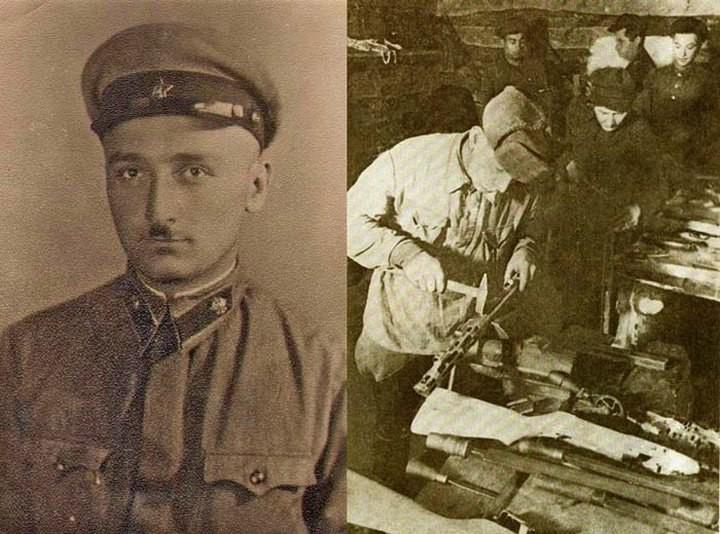Левша из партизанского отряда