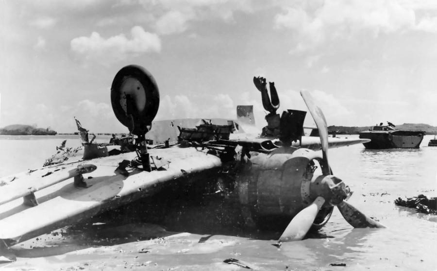 Лебединая песнь японской авиации