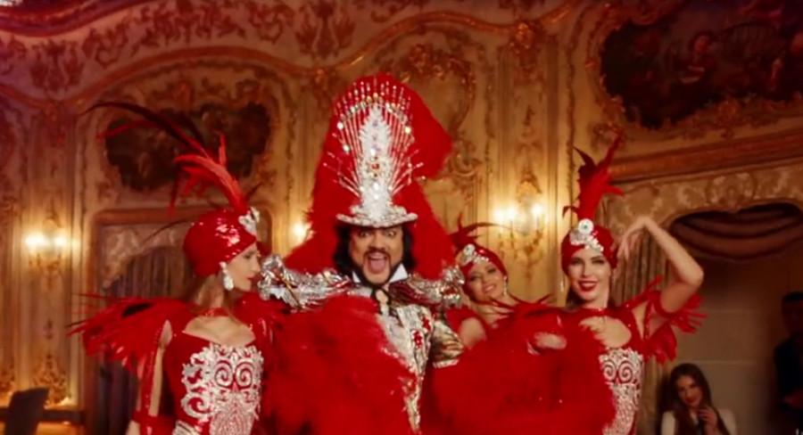 Странные ощущения от новогоднего концерта на Первом канале