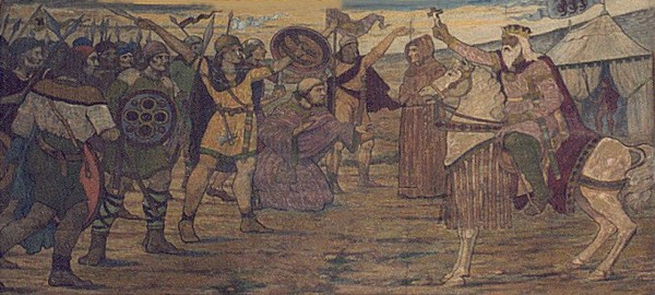 Как викинги и кельты выясняли, чья Ирландия