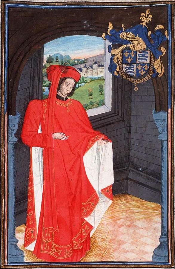 Карл – герцог и вечный пленник