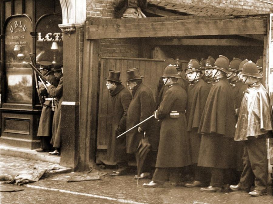 Как революционеры из России чуть не победили британскую полицию