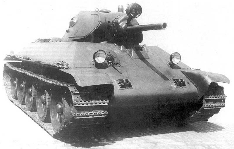 Царская броня для первых Т-34
