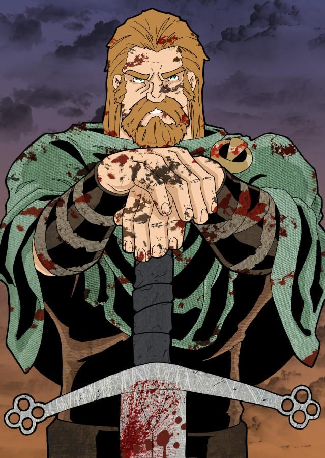 Вождь ирландцев, от которого трепетали викинги