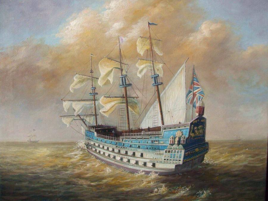 Вдовьи моряки или социальные гарантии английского флота XVIII века