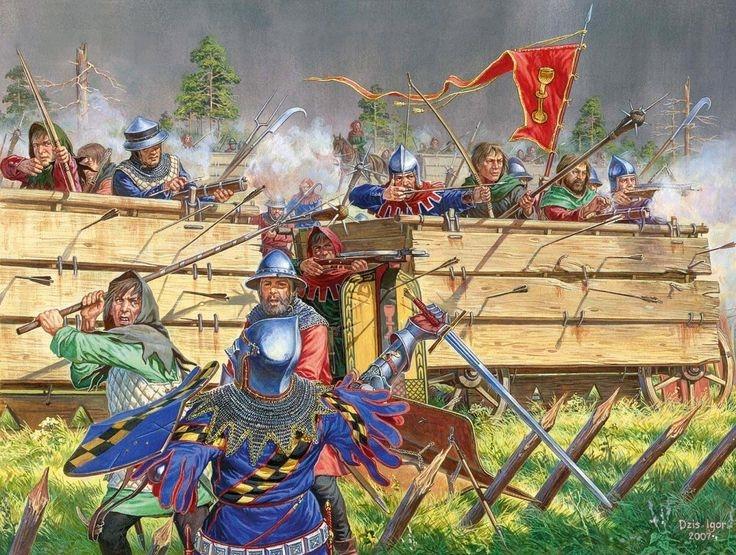 Ян Жижка и разгром Крестового похода против гуситов Жижка, гуситы, крестоносцы, город, КутнаГора, Сигизмунд, гуситов, потом, поход, быстро, короля, Сигизмунда, которые, полностью, довольно, могли, отправил, всего, после, назад