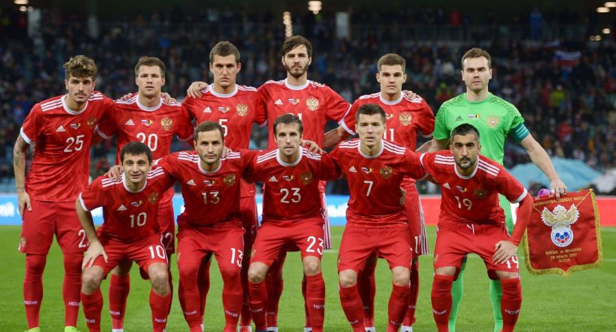 Прикиньте, как сборная России по футболу играет без допинга…