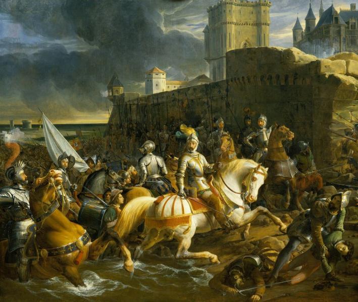 Как герцог де Гиз вернул Кале французам