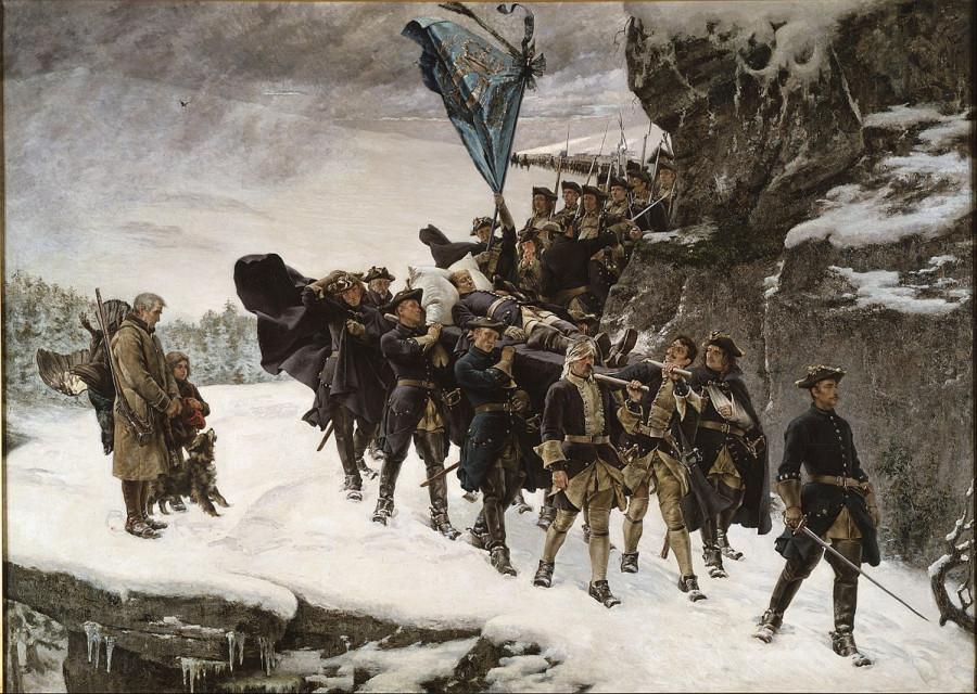 Героем или безумцем был Карл XII?