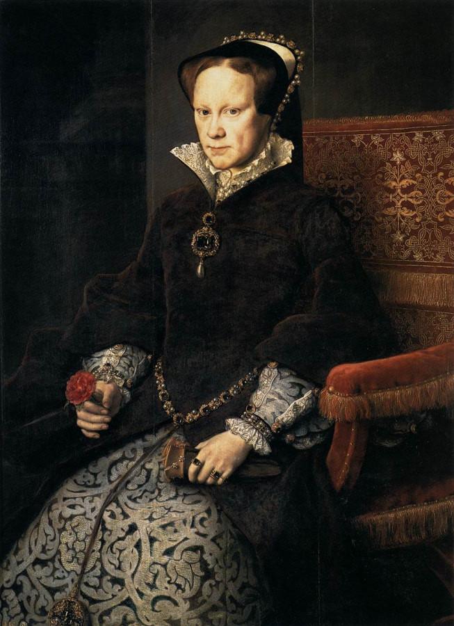Кровавая Мэри на английском троне