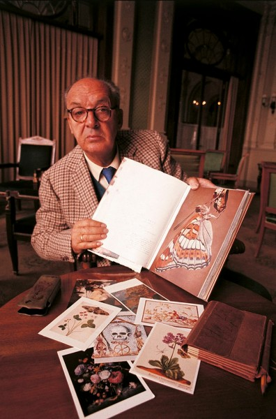 The arrogant Vladimir Nabokov is such, namely, Nabokov, a writer, a Russian, a party in English, which, it is accepted, only looks, cold, extremely, people, curiosity, the entomologist, will recognize friends, often