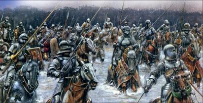 Как французы пришли и захватили Неаполь, а потом ушли обратно