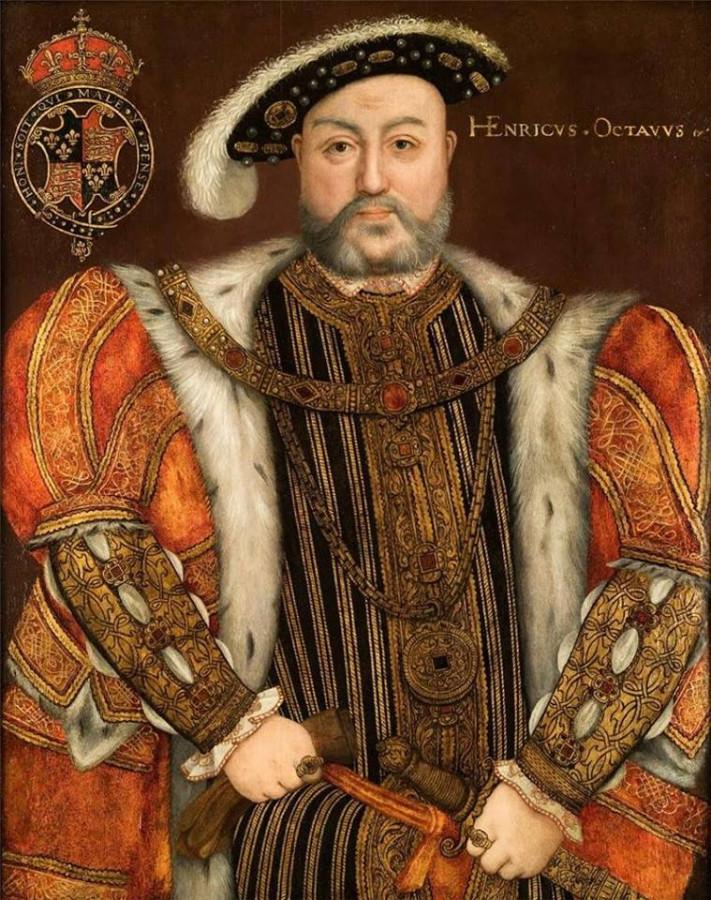 К чему приводит неумеренность на примере Генриха VIII