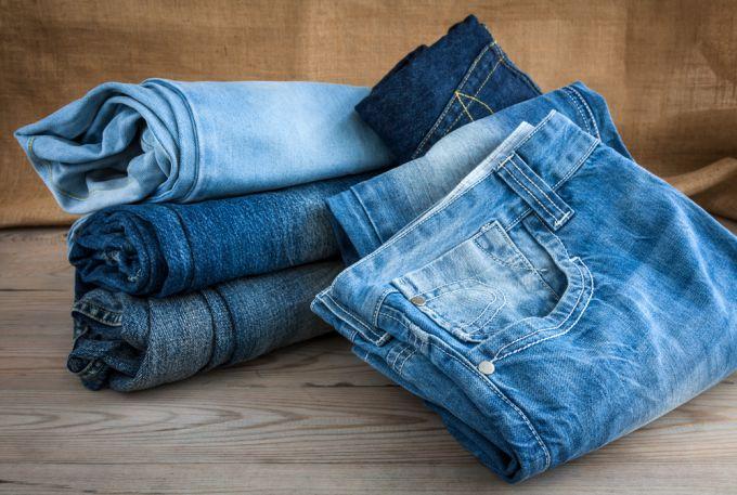 Свежевыстиранные джинсы с дальней полки
