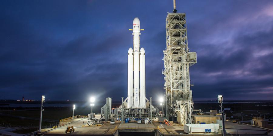 Про Falcon Heavy и деградацию
