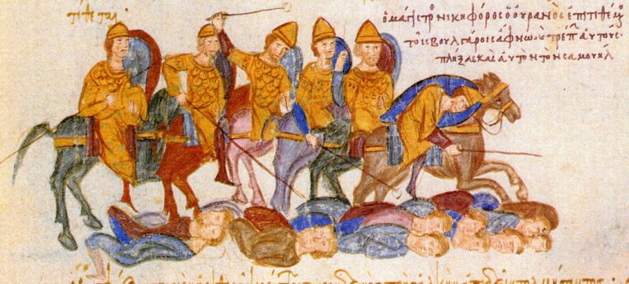 Князь Святослав. «Мертвые сраму не имут…» или кто победил в битве при Аркадиополе