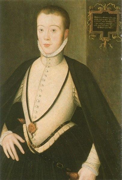 Опасно быть мужем королевы, когда ее зовут Мария Стюарт