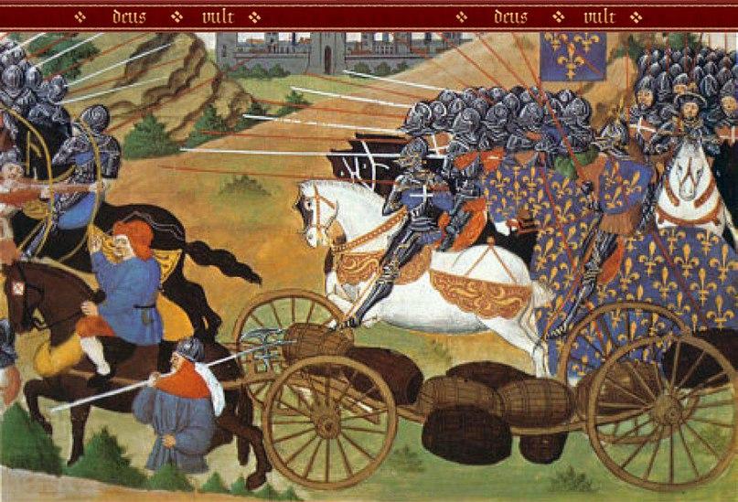 Эпичная Битва Селедок или сражение при Руврэ