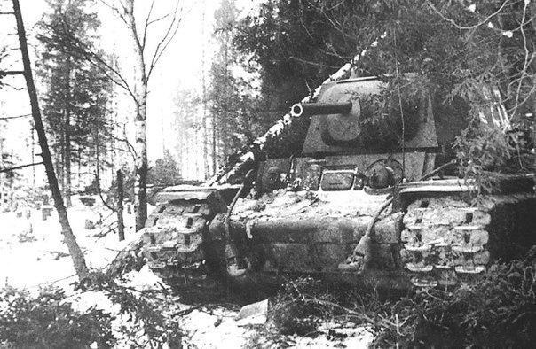 Последний «КВ» 89-го танкового батальона и подвиг лейтенанта Гудзя