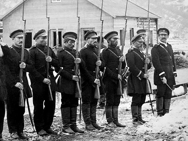 Дружинники-ополченцы, защитившие Камчатку от японцев