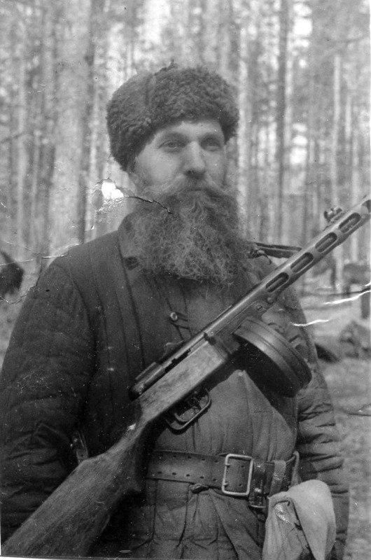 «Дед» и освобождение партизанами Дорогобужа