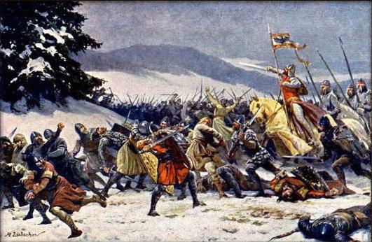 Как чехи настучали немцам с помощью святого Вацлава