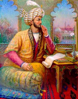 Бабур – потомок Тамерлана, покоритель Индии