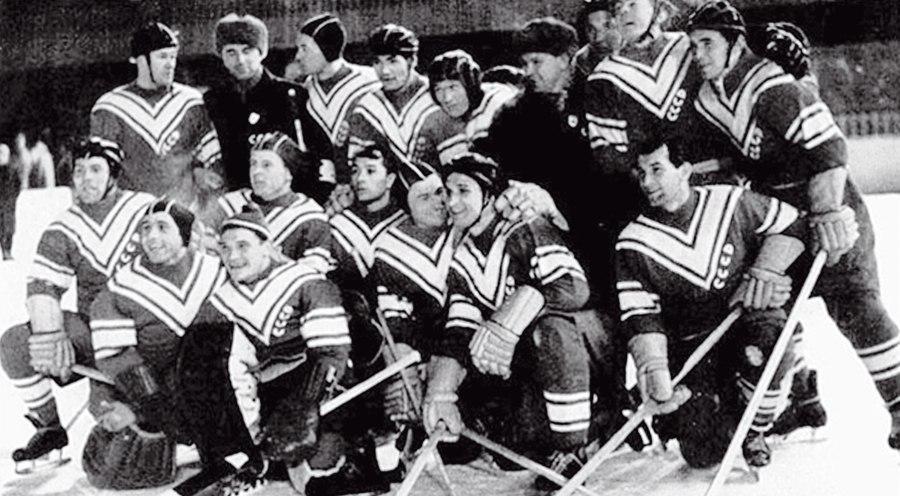Все победы нашего хоккея на Олимпиадах