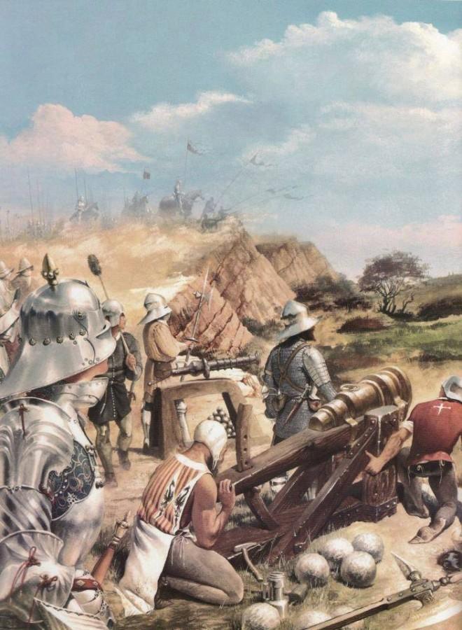 Битва при Торо, в которой испанцы и португальцы так и не разобрались с победителем