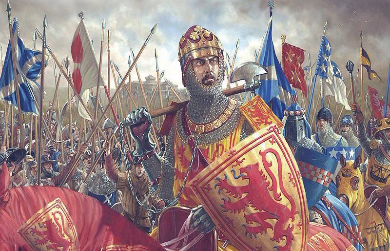 Сердце шотландского короля
