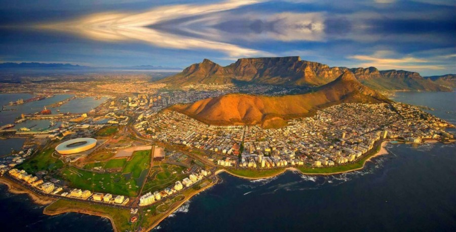 Скоро в Африке появится еще одно Зимбабве на месте ЮАР?