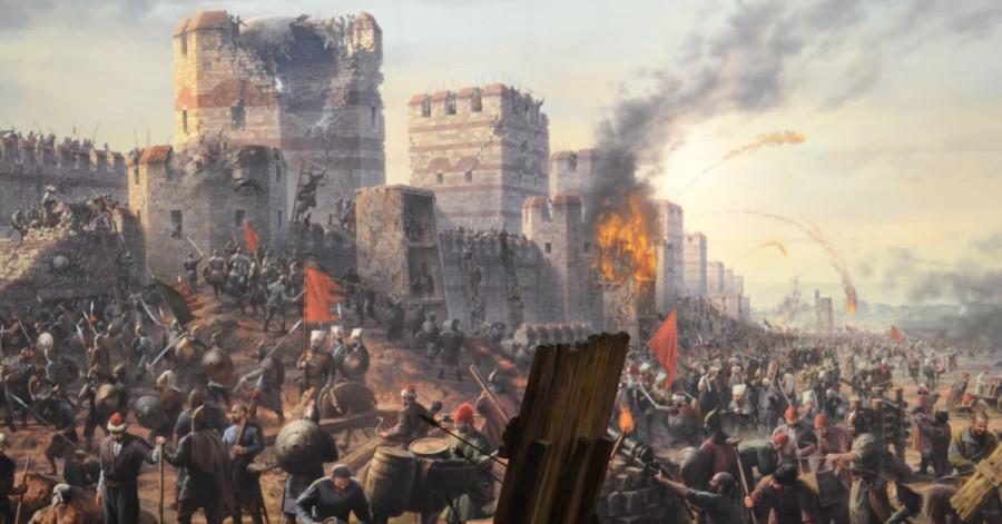 Печальный конец центра средневековой цивилизации