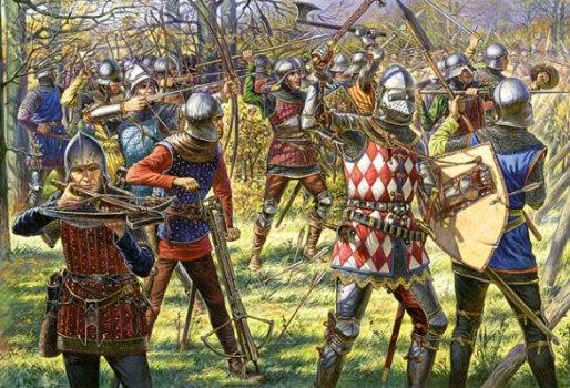 Как средневековые «пулеметы» не помогли Вероне отбиться от кондотьеров