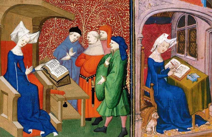 Как средневековая дама написала популярный военный трактат
