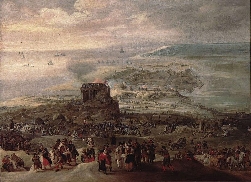 1174 дня осады