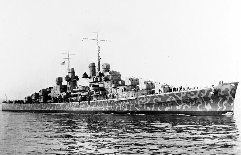 Печальная история американского крейсера «Джуно»