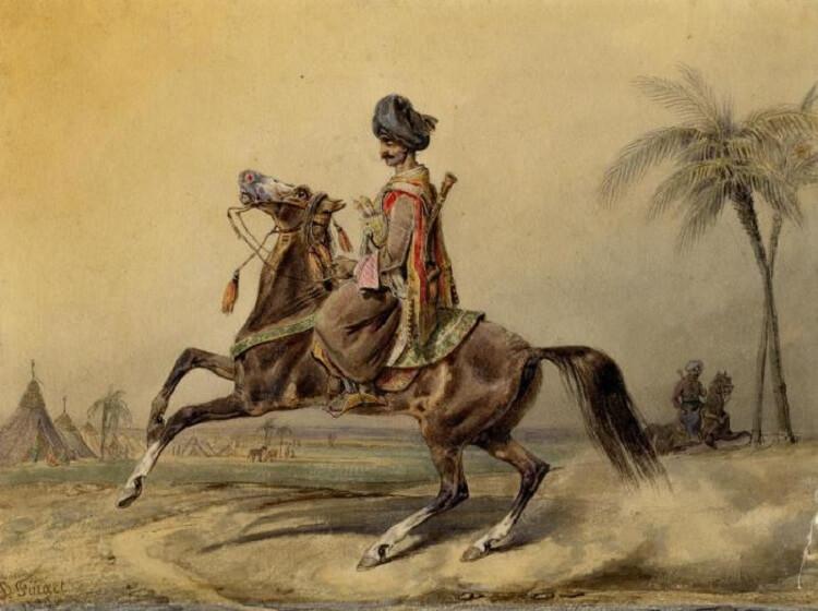 800 дирхемов, которые привели половца на трон Египта
