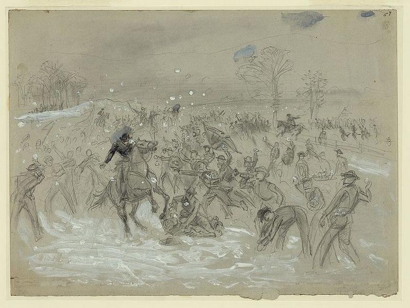 Как 20 тысяч солдат играли в снежки