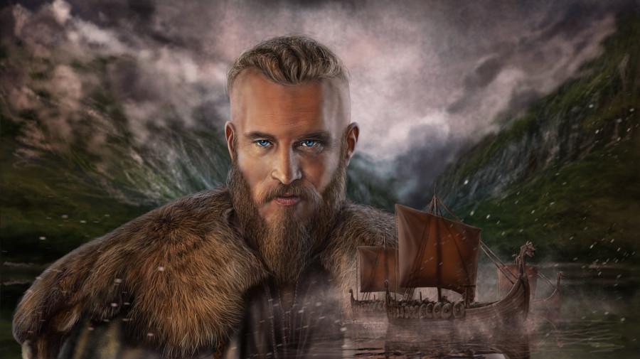 Самый знаменитый викинг в истории