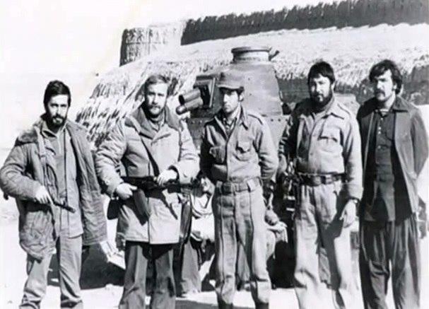Удивительная фотография времен Афганской войны