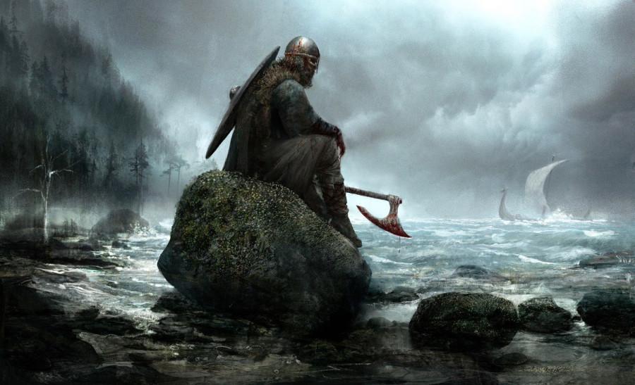 Как шотландец отомстил викингу уже после своей гибели