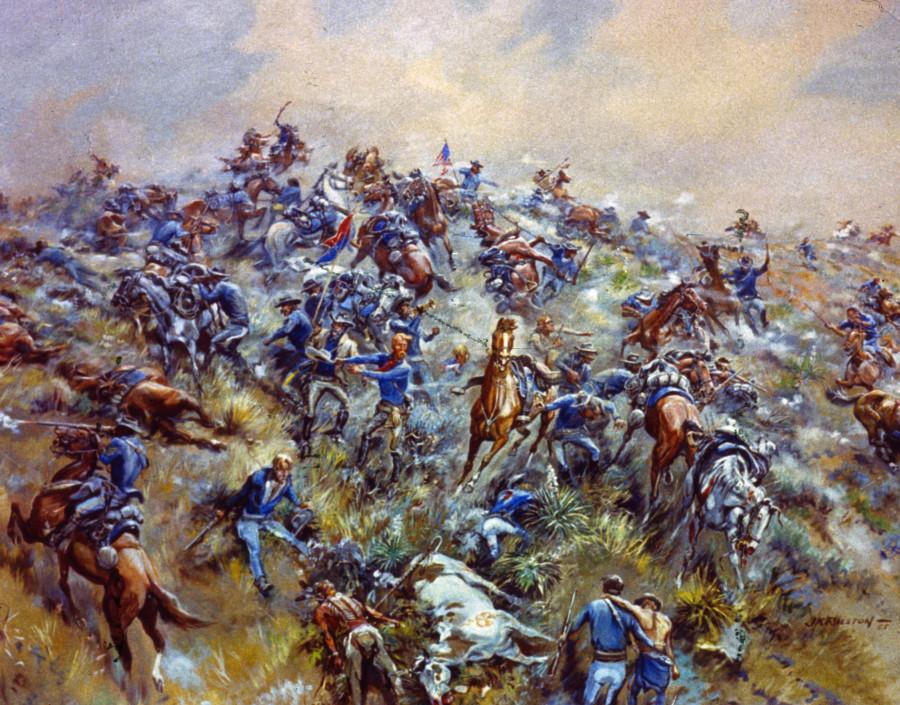 Генерал в 23 года Кастер, только, армии, территории, войны, индейской, закончилась, индейцев, армию, генералом, Союза, генерала, более, результате, индейцами, Кастера, Правда, американской, месторождения, воевал