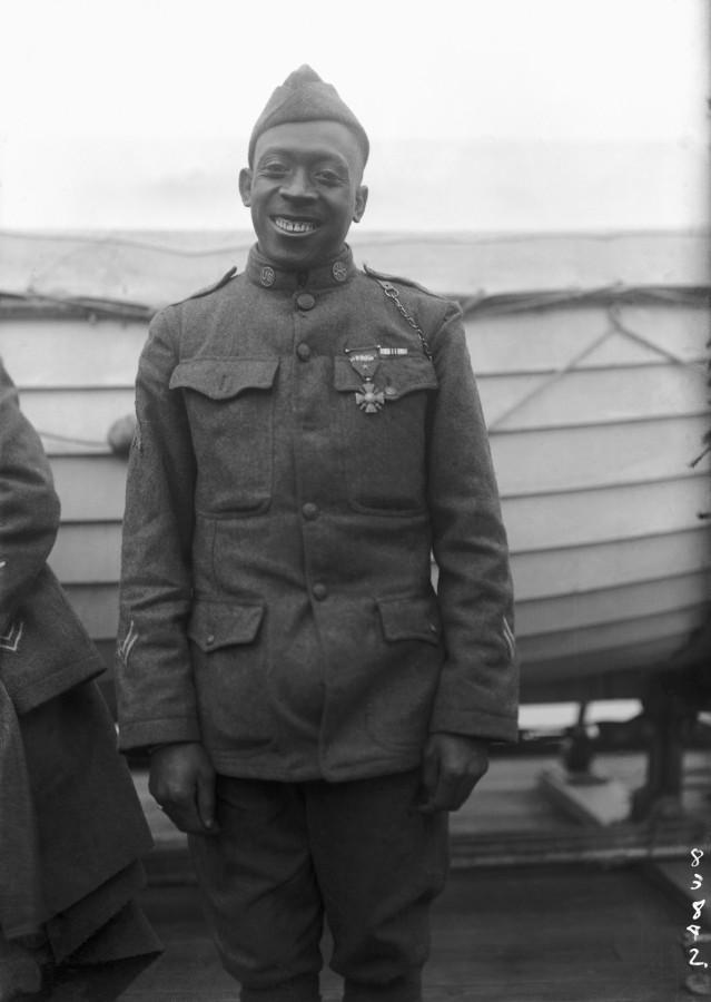 Черный герой Великой войны