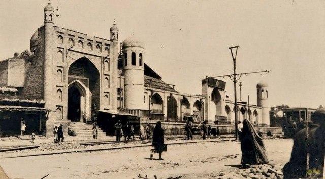 Как Ташкент стал русским