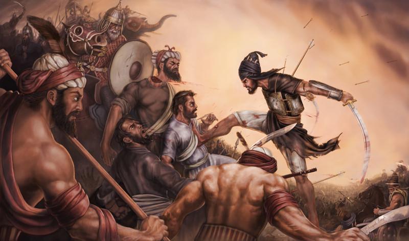 Сикхи – каста воинов
