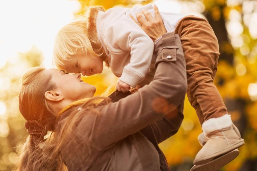 Ребенок поможет женщинам поступать в универы